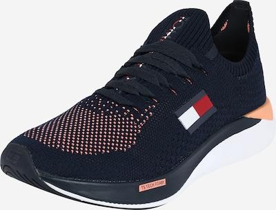 Sportiniai batai iš Tommy Sport , spalva - tamsiai mėlyna / persikų spalva / raudona, Prekių apžvalga
