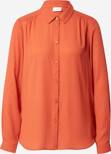 VILA Bluzka 'VILUCY' w kolorze pomarańczowo-czerwonym, Podgląd produktu
