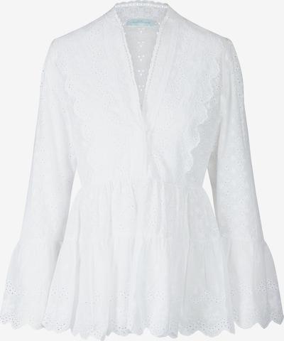 mint & mia Bluse in weiß, Produktansicht