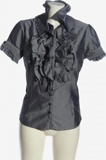 Sasch Hemd-Bluse in M in hellgrau, Produktansicht