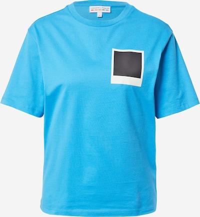 LACOSTE Tričko - námornícka modrá / tyrkysová / biela, Produkt