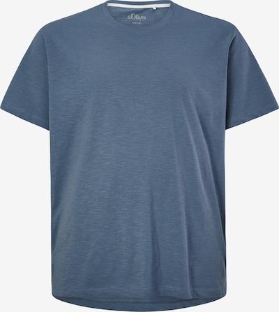 s.Oliver Shirt in de kleur Blauw, Productweergave