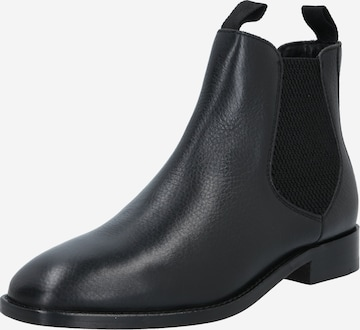 Superdry Chelsea boots 'Founder' in Black