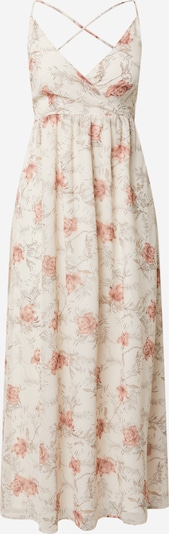 Rut & Circle Summer dress 'VERA' in Beige / Opal / Brown / Dusky pink, Item view