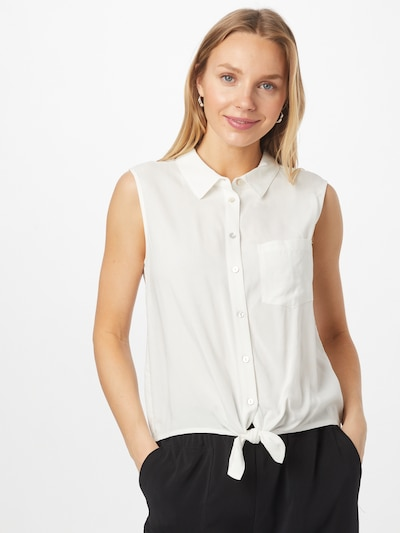 ONLY Blouse 'NINA' in de kleur Offwhite, Modelweergave