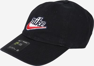 Nike Sportswear Pet 'FUTURA HERITAGE' in de kleur Navy / Rood / Zwart / Wit, Productweergave