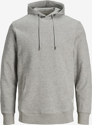 JACK & JONES Sweat-shirt en gris chiné, Vue avec produit