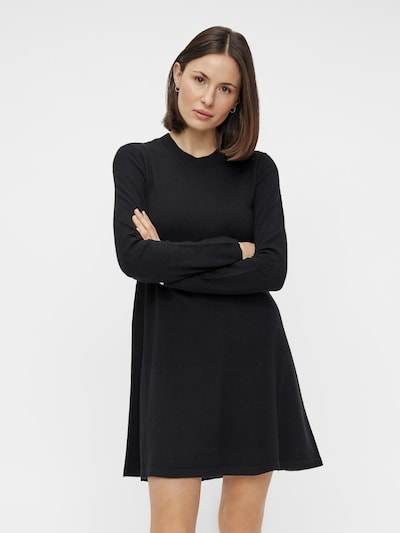 PIECES Kleid 'Gilaya' in schwarz, Modelansicht