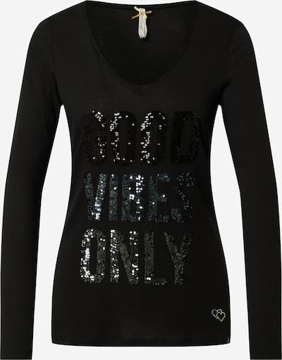 Key Largo Тениска 'ONLY' в черно, Преглед на продукта