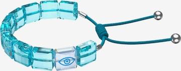 Swarovski Bracelet 'Letra' in Blue