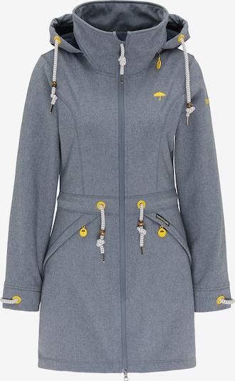 Schmuddelwedda Płaszcz przejściowy w kolorze ciemny niebieskim, Podgląd produktu