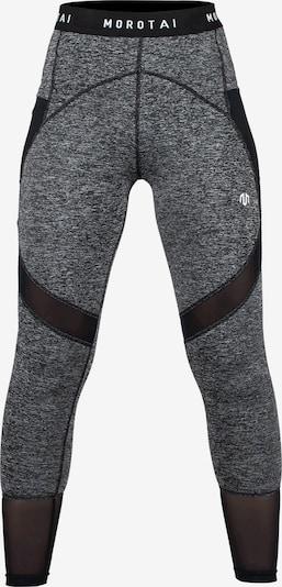 MOROTAI Sport-Leggings in graumeliert, Produktansicht