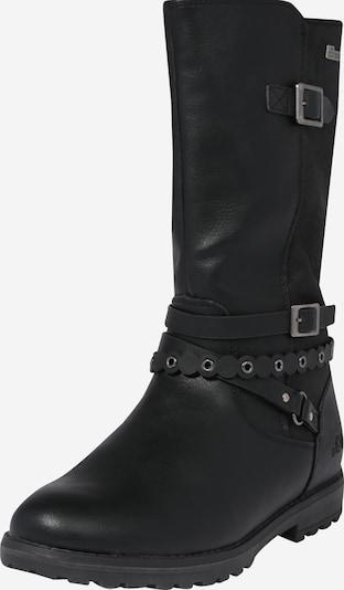 s.Oliver Junior Stiefel in schwarz, Produktansicht