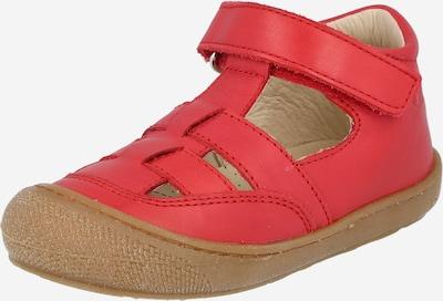 NATURINO Отворени обувки 'Wad' в пъпеш, Преглед на продукта