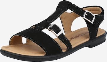 RICOSTA Sandal 'Kalja' in Black