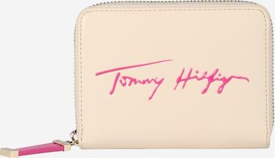 TOMMY HILFIGER Wallet in Cream / Pink, Item view
