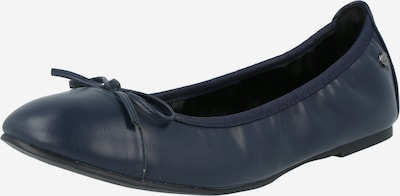 ESPRIT Ballerina  'Caja' in dunkelblau, Produktansicht