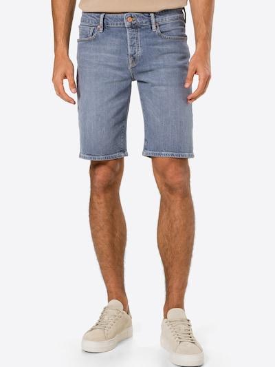 SCOTCH & SODA Jeans 'Ralston' i duvblå, På modell