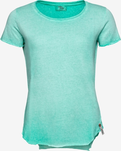 Cotton Candy T-Shirt in mint, Produktansicht