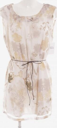 VILA Minikleid in L in beige / hellgrau / weiß, Produktansicht