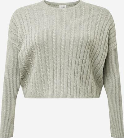 Cotton On Curve Pull-over 'Riley' en gris argenté, Vue avec produit