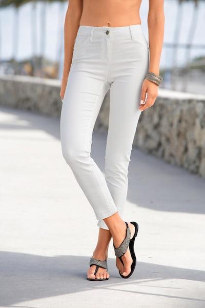 LASCANA Джегингс в мръсно бяло, Преглед на модела