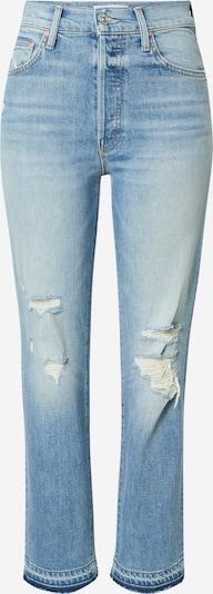 MOTHER Jeans i blå denim, Produktvy