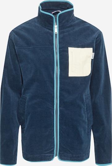 Wemoto Jacke 'Lambton' in creme / navy / hellblau, Produktansicht