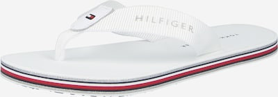 TOMMY HILFIGER Teenslipper in de kleur Wit, Productweergave