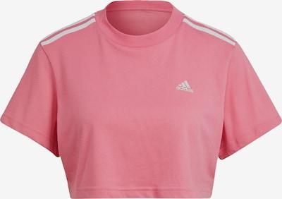 ADIDAS PERFORMANCE Tehnička sportska majica u roza / bijela, Pregled proizvoda