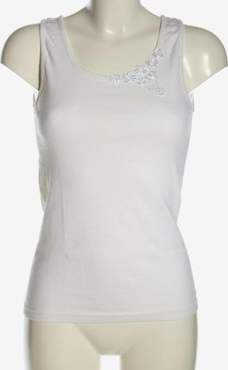 Identic Muskelshirt in XL in weiß, Produktansicht
