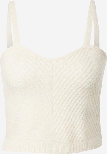 VERO MODA Top 'JOLEEN' in weiß, Produktansicht
