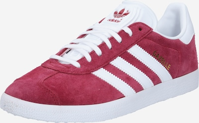 ADIDAS ORIGINALS Sneaker 'GAZELLE' in bordeaux, Produktansicht