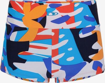 O'NEILL Athletic Bikini Bottoms 'Grenada' in Blue / Navy / Orange / Red / White, Item view