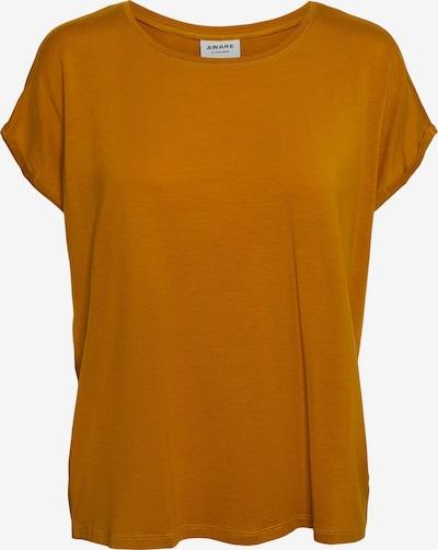 Vero Moda Aware T-Shirt 'Ava' in cognac, Produktansicht