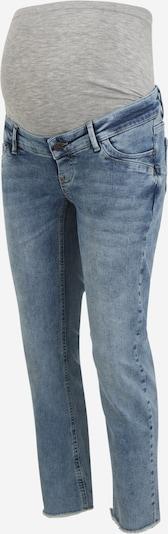 MAMALICIOUS Jeans i blå denim, Produktvy