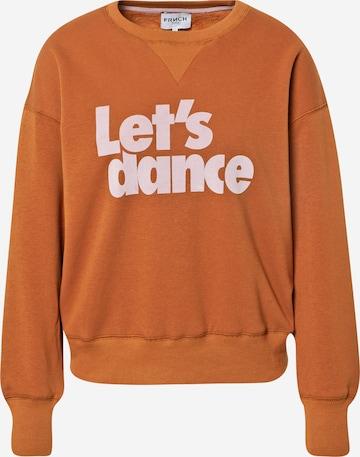 FRNCH PARIS Sweatshirt 'DANCE' in Beige