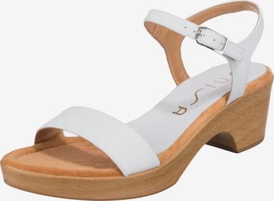 UNISA Sandale 'Irita' in weiß, Produktansicht