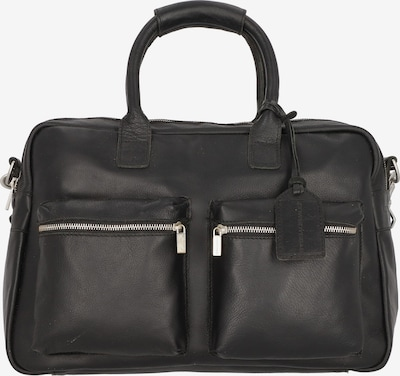 Amsterdam Cowboys Wickeltasche in schwarz, Produktansicht