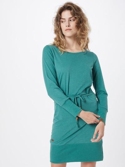 Rochie 'SOHO' Ragwear pe verde jad, Vizualizare model