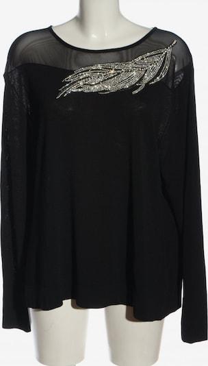 Marina Rinaldi Langarm-Bluse in XL in schwarz, Produktansicht