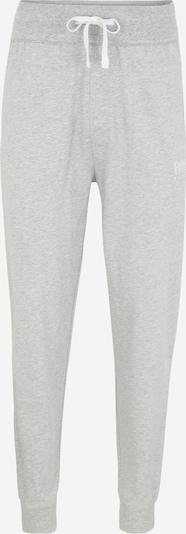 Pantaloni de pijama BOSS Casual pe gri amestecat / alb, Vizualizare produs