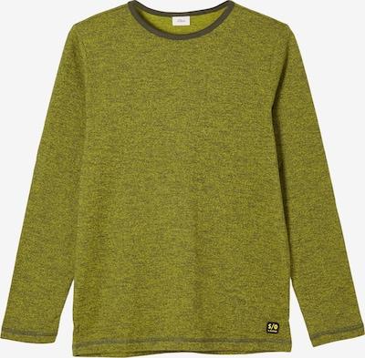s.Oliver Shirt in de kleur Groen, Productweergave