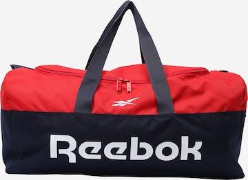 Reebok Sport Sporttasche in Blau