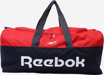 Reebok Sport Sportovní taška - tmavě modrá / červená / bílá, Produkt