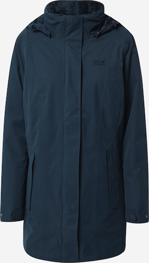 JACK WOLFSKIN Outdoor jacket 'Madison Avenue' in night blue, Item view