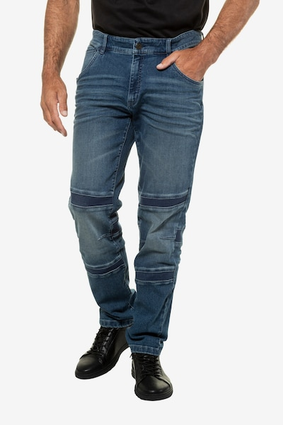 JP1880 Jeans in blau / blue denim, Modelansicht