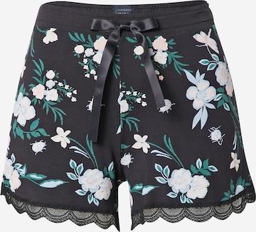 SCHIESSER Pidžaamapüksid, värv must