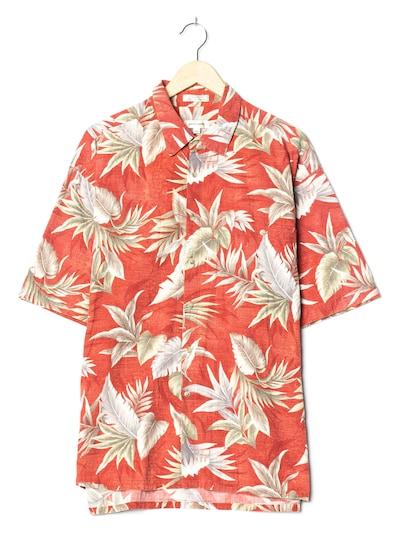 PIERRE CARDIN Hawaiihemd in XXXL-4XL in karminrot, Produktansicht