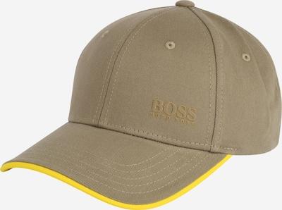 BOSS Casual Pet in de kleur Geel / Kaki, Productweergave